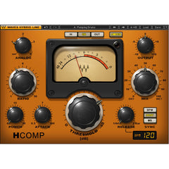 Waves H-Comp HYBRID COMPRESSOR Native Plugin