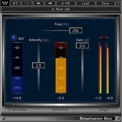 Waves Renaissance Bass Native Plugin