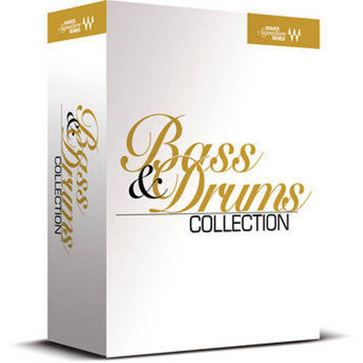 Waves Signature Series Bass & Drums Collection - Native Bundle