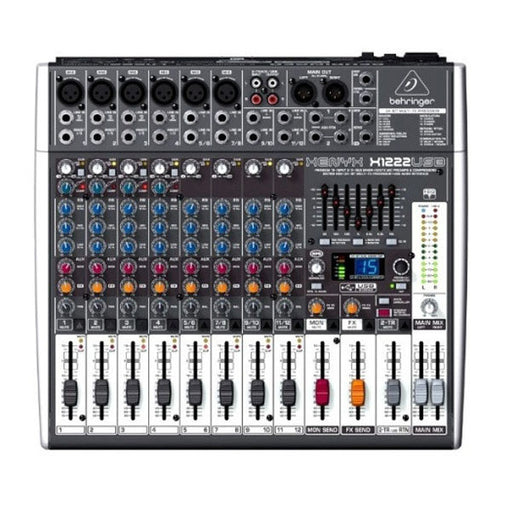 Behringer Xenyx X1222USB 16 Channel Mixer with USB Interface