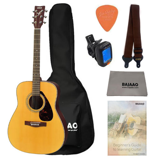 Yamaha F-370 Acoustic Guitar Bundle