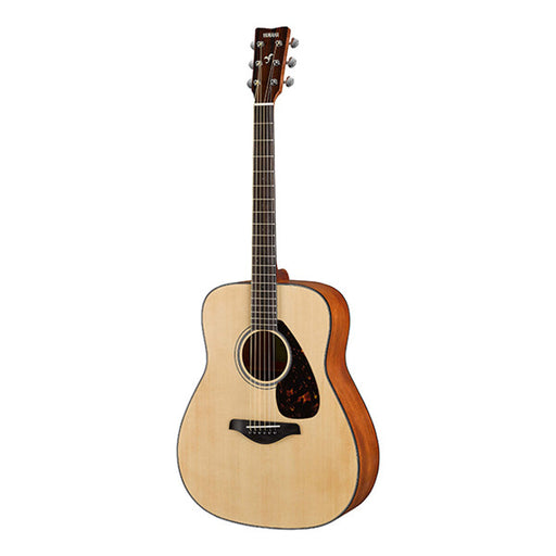 Yamaha FG800M Dreadnought Acoustic Guitar - Natural