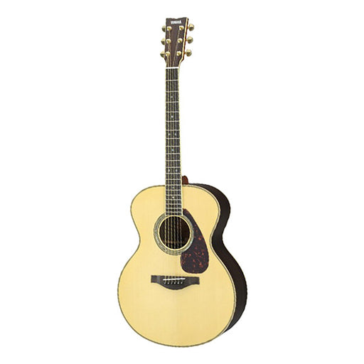 Yamaha LJ 16 A.R.E Dreadnought Electro Acoustic Guitar - Natural High Gloss