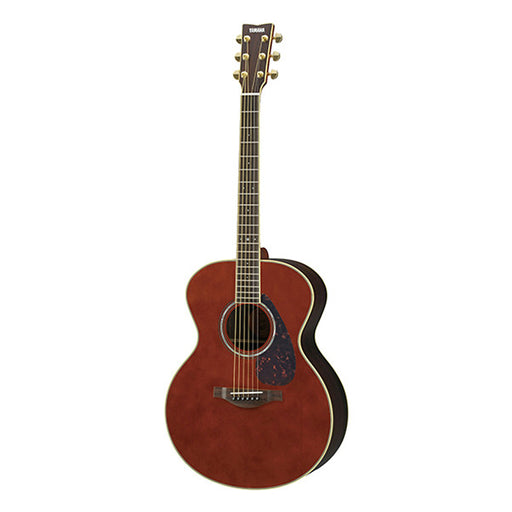 Yamaha LJ 6 A.R.E Dreadnought Electro Acoustic Guitar