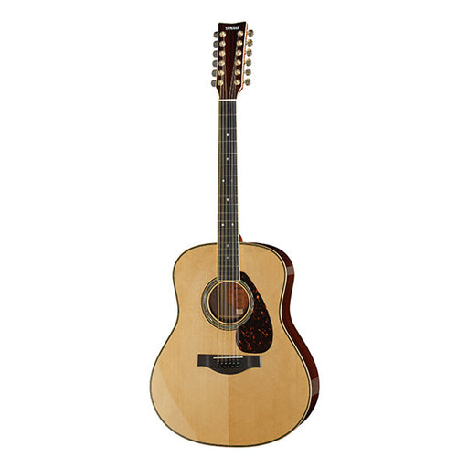 Yamaha LL 16-12 A.R.E Dreadnought Electro Acoustic Guitar - Natural High Gloss