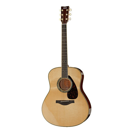 Yamaha LL 6 M A.R.E Dreadnought Electro Acoustic Guitar - Natural High Gloss