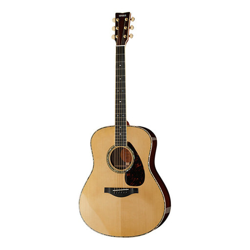 Yamaha LL 16 D A.R.E Dreadnought Electro Acoustic Guitar - Natural High Gloss