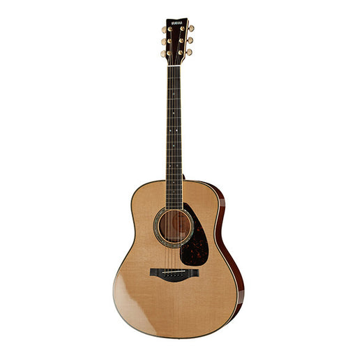 Yamaha LL 16 M A.R.E Dreadnought Electro Acoustic Guitar - Natural High Gloss