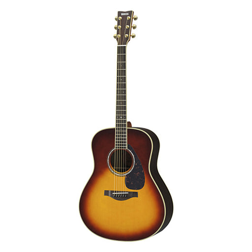 Yamaha LL 6 A.R.E Dreadnought Electro Acoustic Guitar
