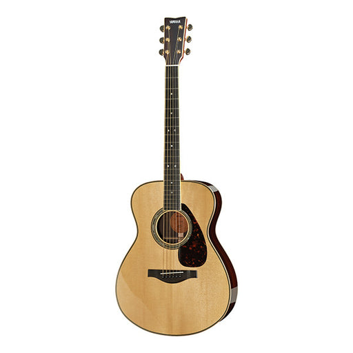 Yamaha LS 16 A.R.E Dreadnought Electro Acoustic Guitar - Natural High Gloss