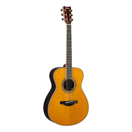Yamaha LS-TA TransAcoustic Dreadnought Electro Acoustic Guitar - Vintage Tint