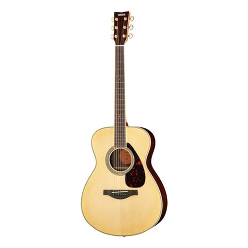 Yamaha LS6RM A.R.E Dreadnought Electro Acoustic Guitar - Natural Matte