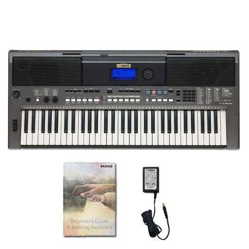 Yamaha PSR I400 61 Key Portable Keyboard