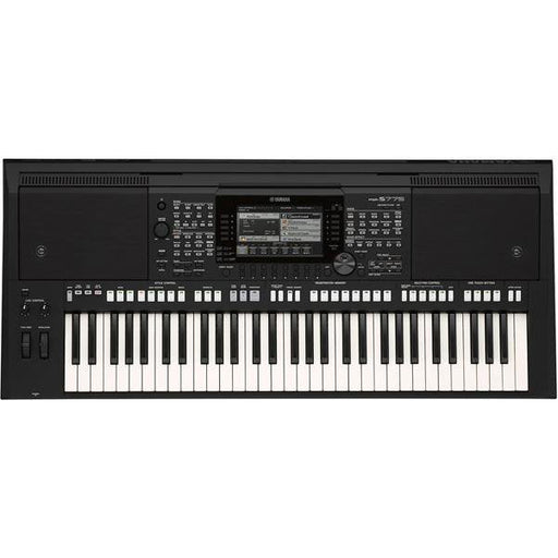 Yamaha PSR-S775 61-Key Portable Arranger Keyboard
