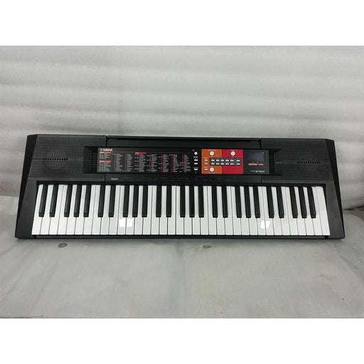 Yamaha PSR-F51 Portable Keyboard With Power Adapter - Open Box B Stock