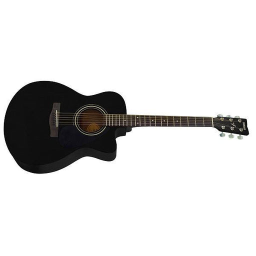 Yamaha FS100C Acoustic Guitar - Black - Open Box