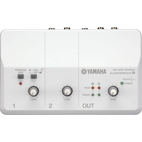 Yamaha Audiogram 3 USB Recording Interface