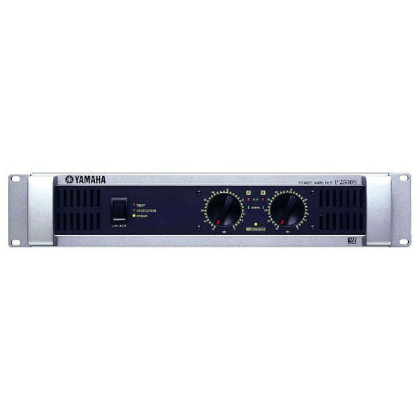 Yamaha P2500S P-Series Power Amplifiers