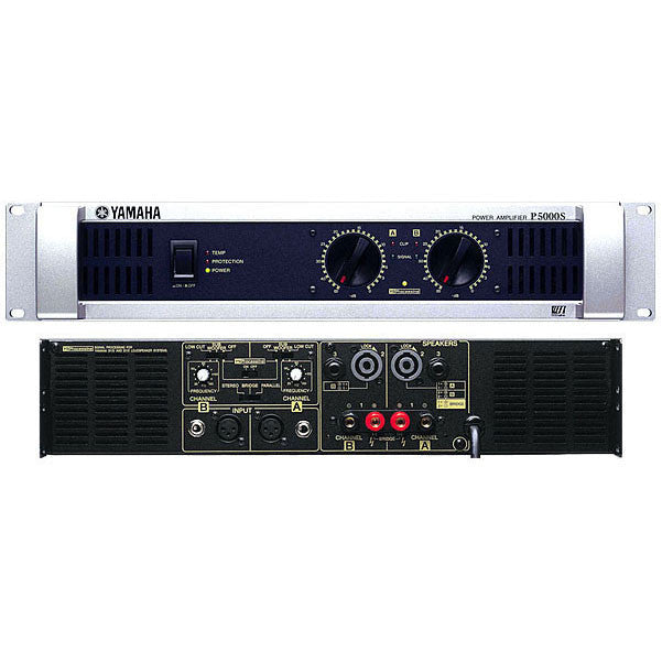 Yamaha Car Audio: Buy Yamaha P5000S P-Series Power Amplifier