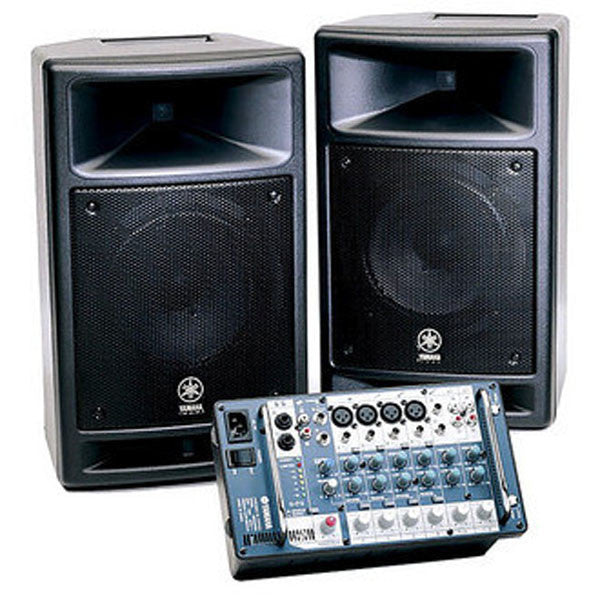 Yamaha Portable Pa System Model Stagepas