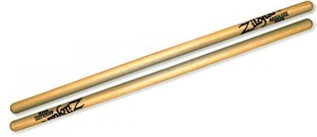 Zildjian Absolute Rock Wood Natural Drumsticks