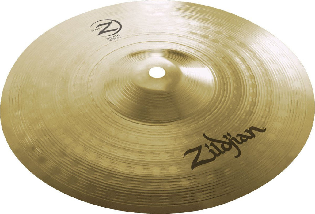 Zildjian PLZ10S Splash Cymbal Planet Z 10inch - Open Box