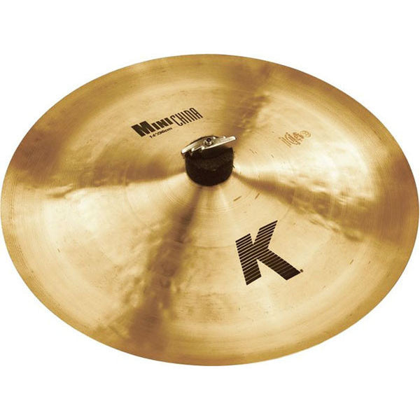 "Zildjian K 14"" Mini China Cymbals K0881"