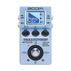 Zoom MS-70CDR Multi-Effects Pedal
