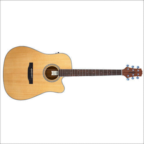 bajaao com buy ashton d59sceq acoustic electric guitar with eq and built in tuner online. Black Bedroom Furniture Sets. Home Design Ideas