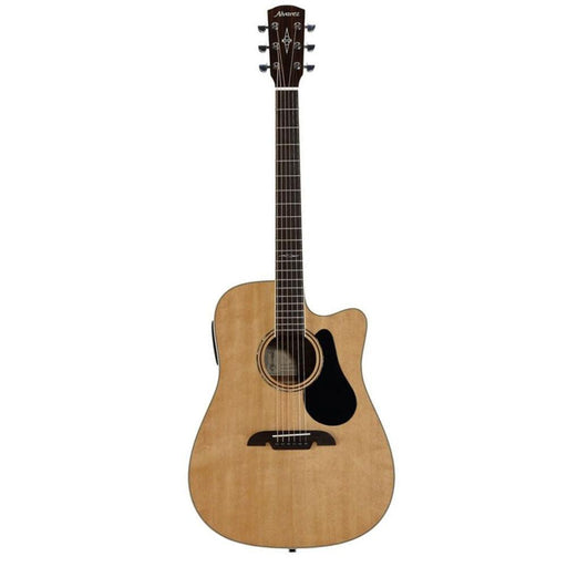 Alvarez AD60CE Dreadnought Electro Acoustic Guitar - Pau Ferro/Indian Laurel Fretboard