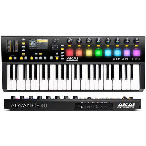 Akai Advance 49 Professional Keyboard Controller