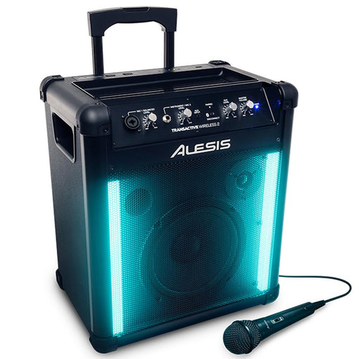 Alesis Transactive Wireless 2 Portable Bluetooth Speaker