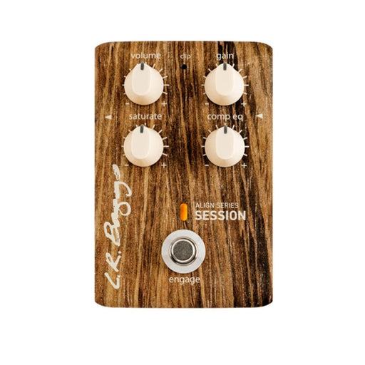 LR Baggs Align Series Session Acoustic Effects Pedal