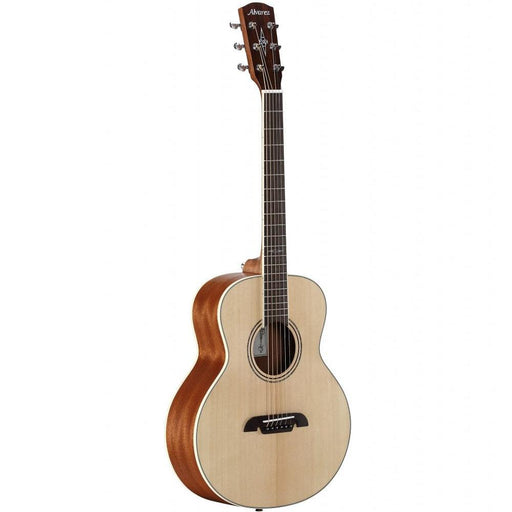 Alvarez Artist LJ2 Solid Top Little Jumbo 2 Travel Acoustic Guitar - Pau Ferro/Indian Laurel Fretboard