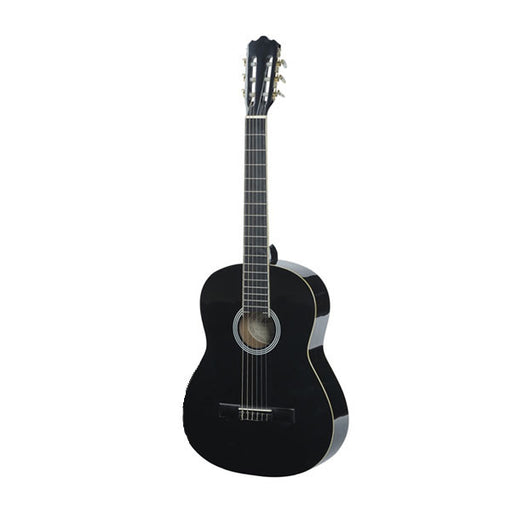 Ashton Full Size Classical Guitar - Black - Open Box