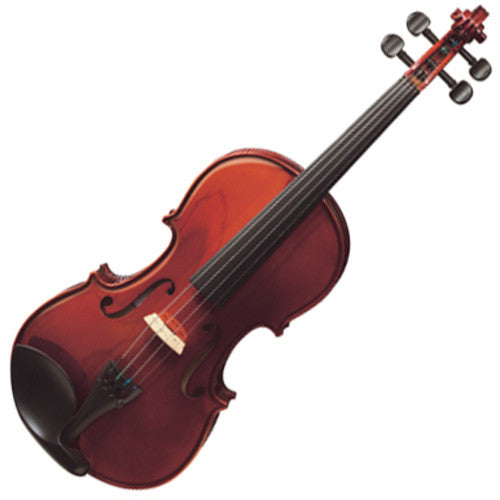 Ashton Av142Nat Natural Violin With Case - Open Box