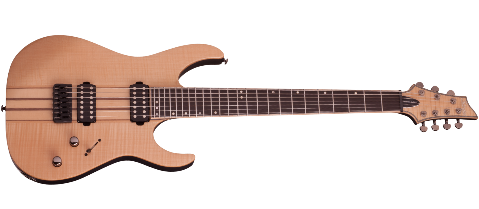 Schecter Guitar Research Banshee Elite-7 Electric Guitar - 7 String