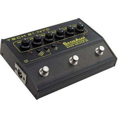 Tech 21 SansAmp 3-Channel Programmable Bass Driver DI Pedal