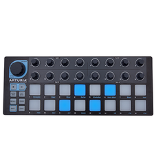 Arturia BeatStep Black Edition Controller & Sequencer