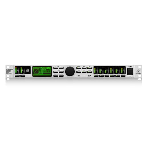 Behringer DCX2496LE Ultra High Precision Digital 24 Bit Loudspeaker Management System