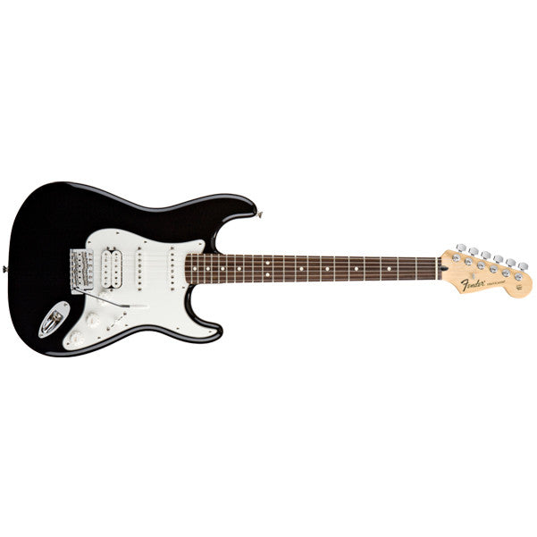 Fender Standard Stratocaster HSS Configuration Electric Guitar