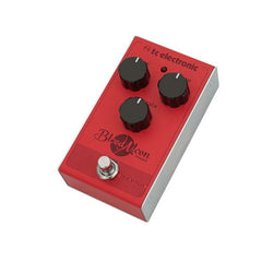 T.C. Electronic Blood Moon Phaser Effect Pedal