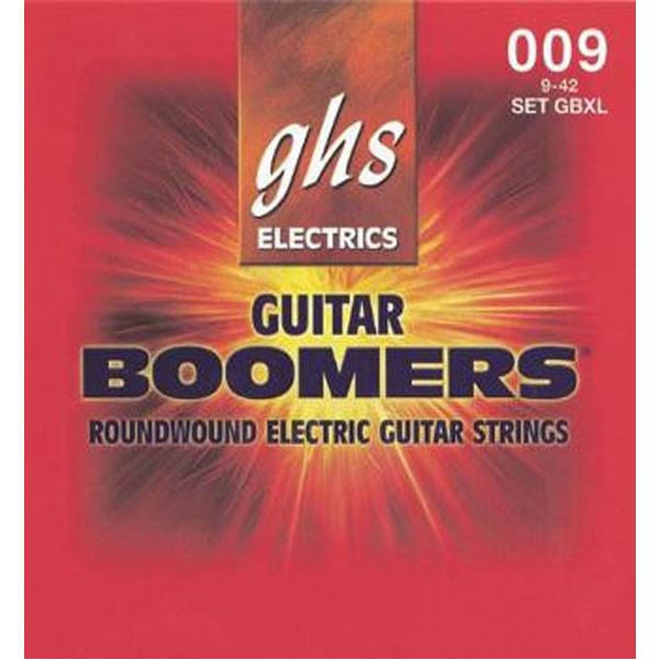 GHS GBL Boomers Extra Light 09 Electric Guitar Strings