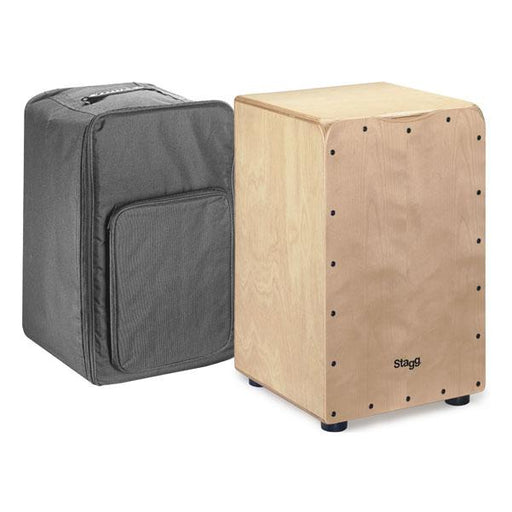 Stagg Standard Sized Birch Cajon