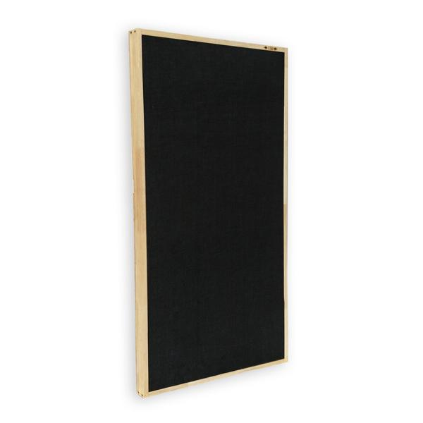 E Flat 4'x2'X2inch Pack of 9 Acoustic Panels