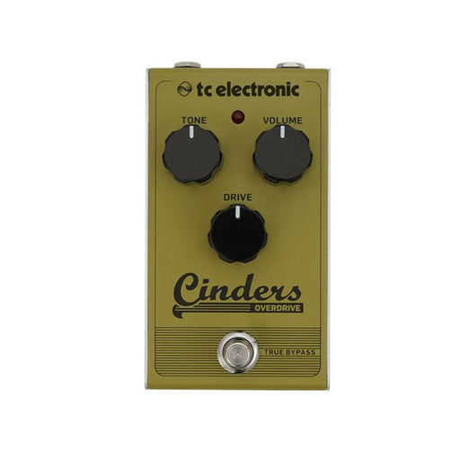 T.C. Electronic Cinders Overdrive Effect Pedal