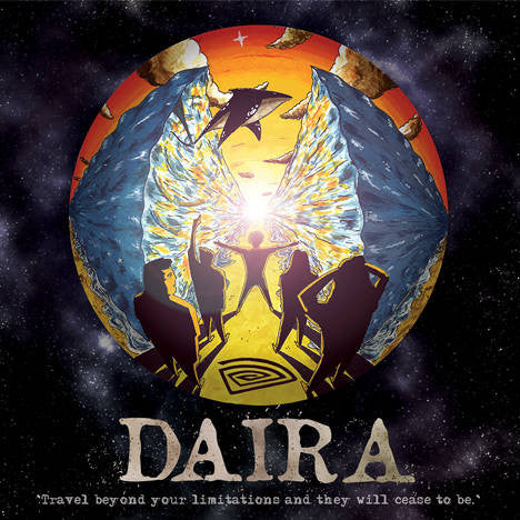 Daira Self Titled Album CD