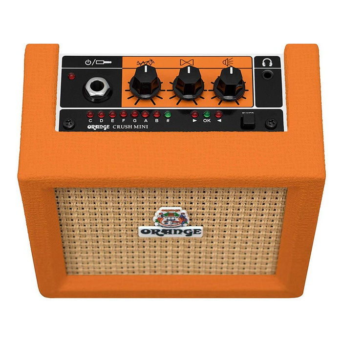Orange Mini Crush 3 Watts Combo Guitar Amplifier
