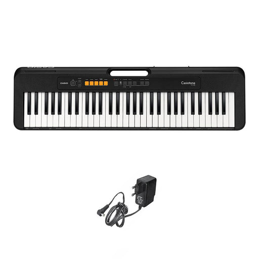 Casio Casiotone CT-S100 61 Key Portable Keyboard With Adapter