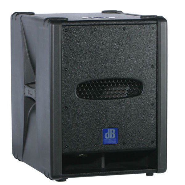 dB Technologies SUB 12D-Active Bandpass Subwoofer